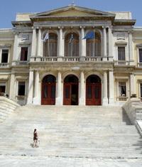 Syros-Ermoupolis Town Hall